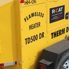 Flameless Hydraulic Heater